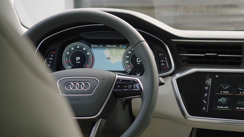 Audi A6 Avant MMI Navigation Plus Virtual Cockpit