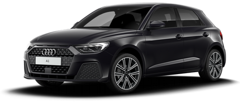 Audi A1 chronosgrau metallic Edition One